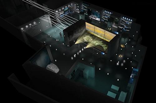 璐影3d全息投影---数字展厅设计中的多媒体技术运用